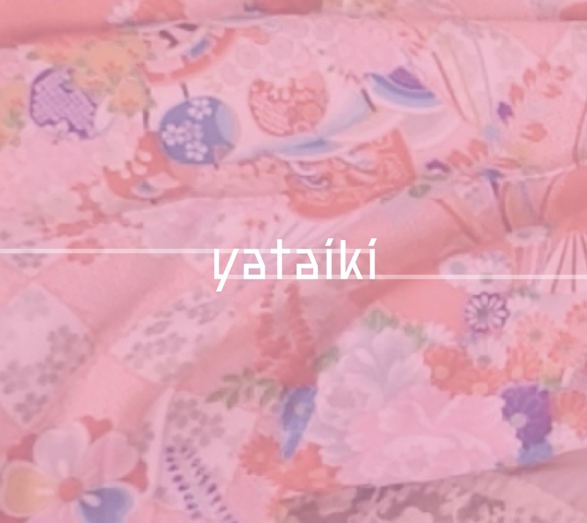 Momose Yasunaga / yataiki